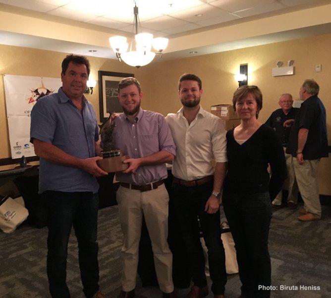 2017 Hoskins Trophy