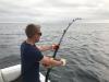 Edward Greenwood fighting 1st fish