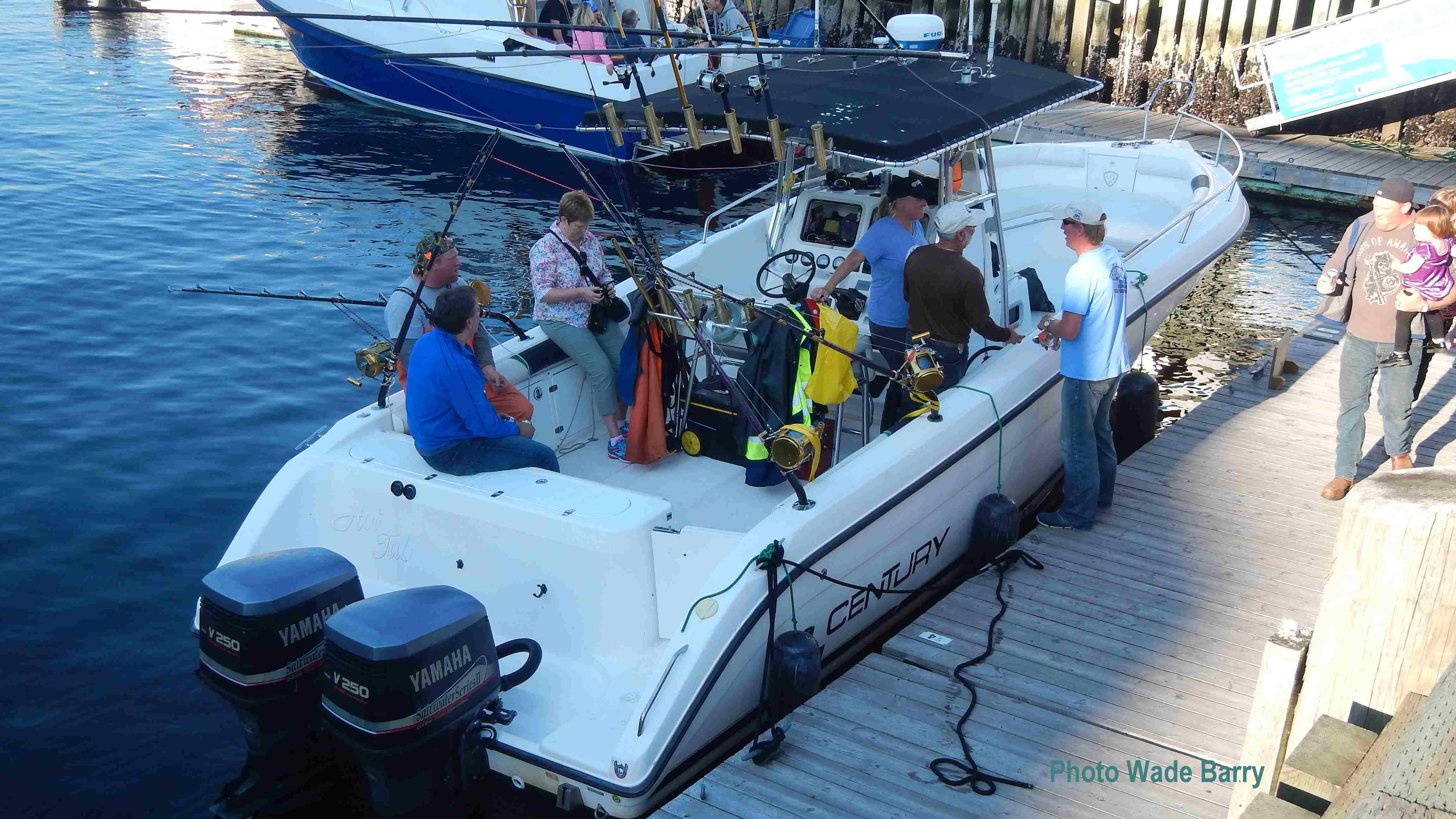 21st Cen boat